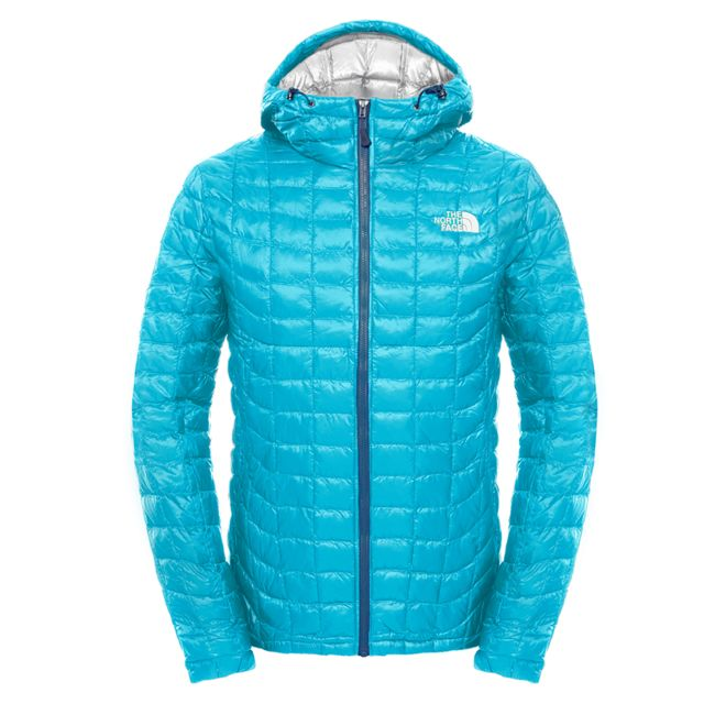 ad29613fe0 The north face - Doudounes Thermoball Hoodie - pas cher Achat / Vente Veste  homme - RueDuCommerce