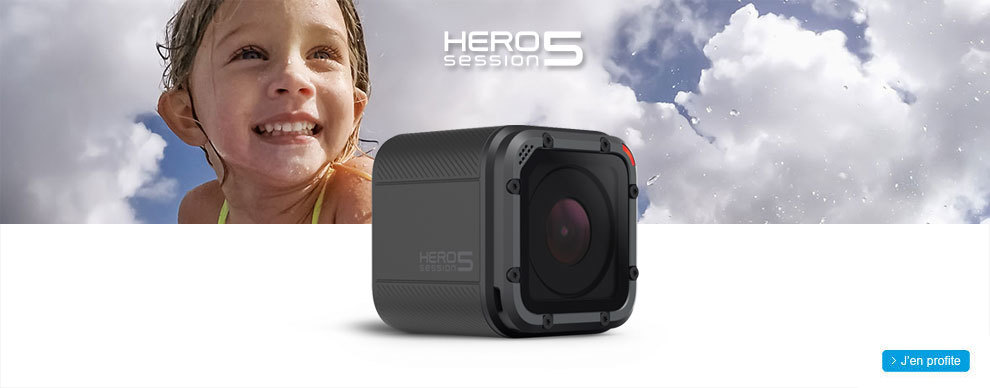 Achat gopro hero 5 session