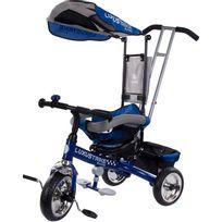 Sun Baby - Tricycle évolutif bébé Luxus Trike   Bleu