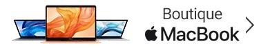 100€ sur une sélection MacBook