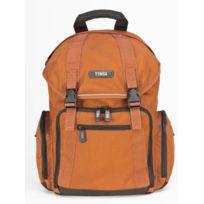 Tenba - Messenger Daypack Sac à dos pour Appareil Photo / Ordinateur Portable Orange Foncé
