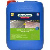 Guard Industrie - Dégriseur et nettoyant bois - WoodGuard Revitalisant - 5L
