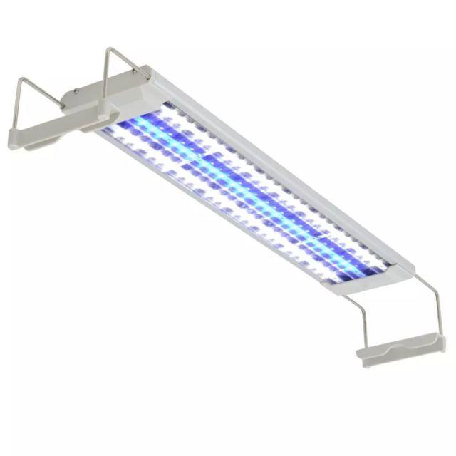 Joli Accessoires pour poissons categorie Wellington Lampe à LED pour aquarium 50-60 cm Aluminium IP67