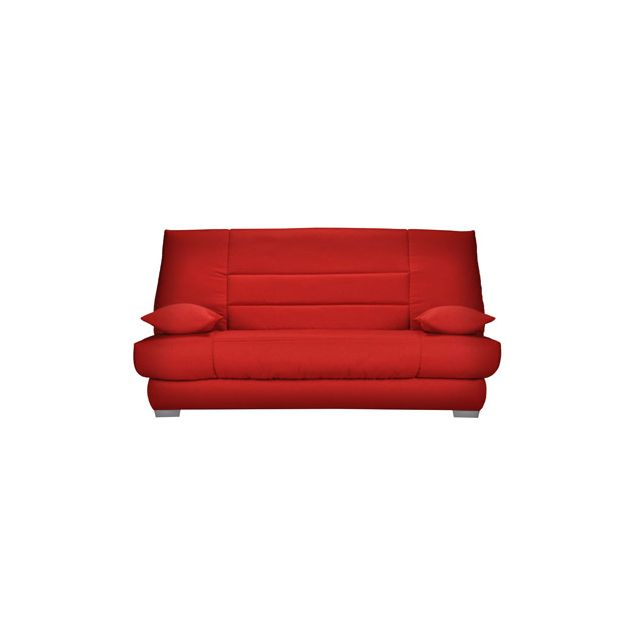 banquette rouge achat vente de banquette pas cher. Black Bedroom Furniture Sets. Home Design Ideas