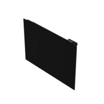 CARRERA - Radiateur à inertie céramique Screen - 1500W