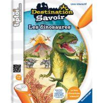 Tiptoi - Livre Destination Savoir Dinosaures