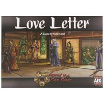 Alderac Entertainment - Love Letter - Legends Of The Five Rings