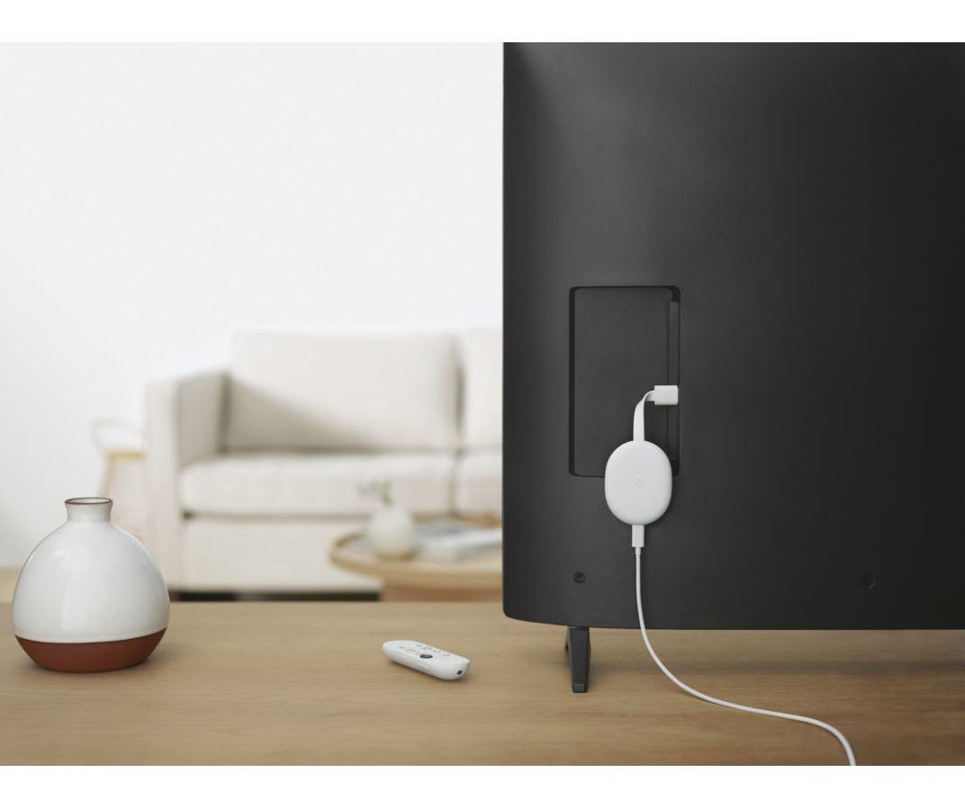 Chromecast avec Google TV - Neige