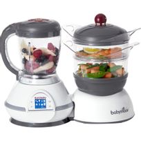 BABYMOOV - Robot de cuisine nutribaby Cherry