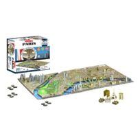 4d cityscape - 4D Paris Cityscape Time Puzzle