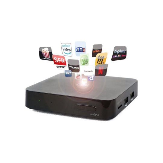 Box Android TV - 70071 - Noir