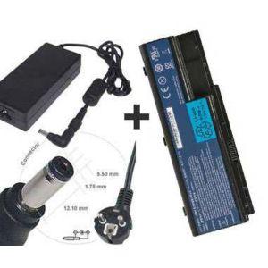 100000volts batterie et chargeur pc portables e force. Black Bedroom Furniture Sets. Home Design Ideas