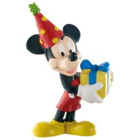 Bullyland - Mickey - Figurine Mickey Anniversaire