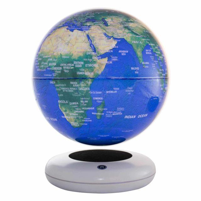 magneticland terra maxi globe terrestre lumineux grand. Black Bedroom Furniture Sets. Home Design Ideas