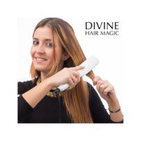 Mamzelle Ô - Brosse de Lissage Électrique Divine Hair Magic