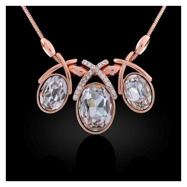 Best Of Bijoux - BestOfBijoux® - Gwenoline - Collier Femme - Chaine Femme -  Plaqué 1e024528307