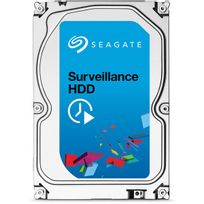Seagate - Surveillance Hdd 6 To + Rescue