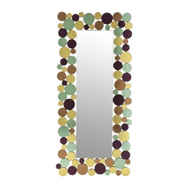 Karedesign Miroir Circle Crest 180x80cm Kare Design