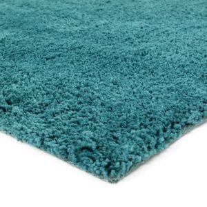 mon beau tapis tapis extra doux bleu scandinave 160x230cm cocoon pas cher achat vente. Black Bedroom Furniture Sets. Home Design Ideas