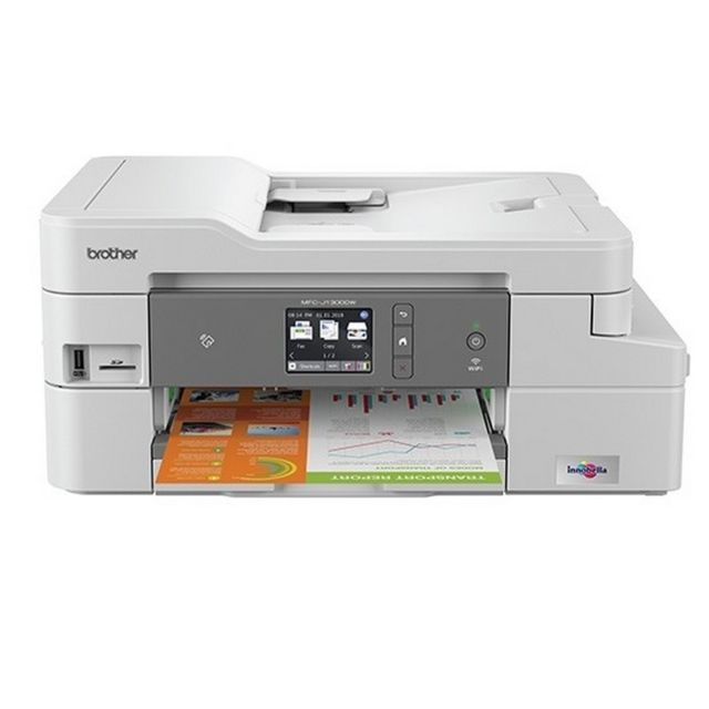 Brother Imprimante Multifonction Mfc-j1300DW Fax Wifi