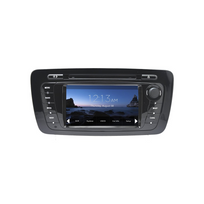 Auto-hightech - Autoradio Gps Bluetooth pour Ibiza 2009-2013
