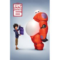 Big Fish - Affiche Big Hero 6