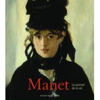 Fonds Mercator - Manet ; le portrait de la vie