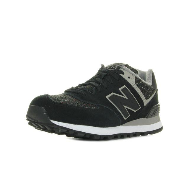 555b5c79c4 New Balance - Wl574 Dcv Noir, Gris - 40 - pas cher Achat / Vente ...