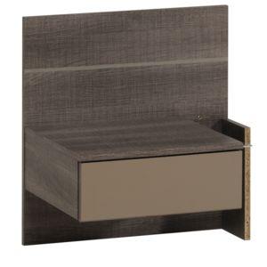 soldes last meubles chevet splid suspendu gris pas cher achat vente chevet rueducommerce. Black Bedroom Furniture Sets. Home Design Ideas