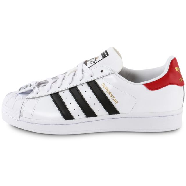 new york d06be a48d8 Adidas originals - Superstar Bearfoot By Nigo - Tennis - pas cher Achat    Vente Baskets homme - RueDuCommerce