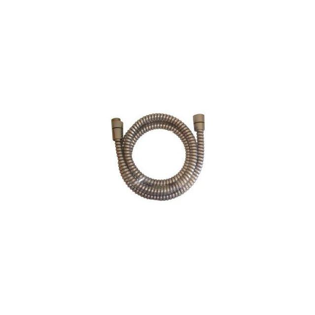 Aqua-techniques - Flexible de douche chromé 175 cm