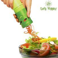 Vimeu-Outillage - Coupe-Légumes Spirale Curly Veggies