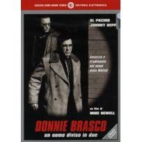 Cecchi Gori E.E. Home Video Srl - Donnie Brasco IMPORT Italien, IMPORT Dvd - Edition simple