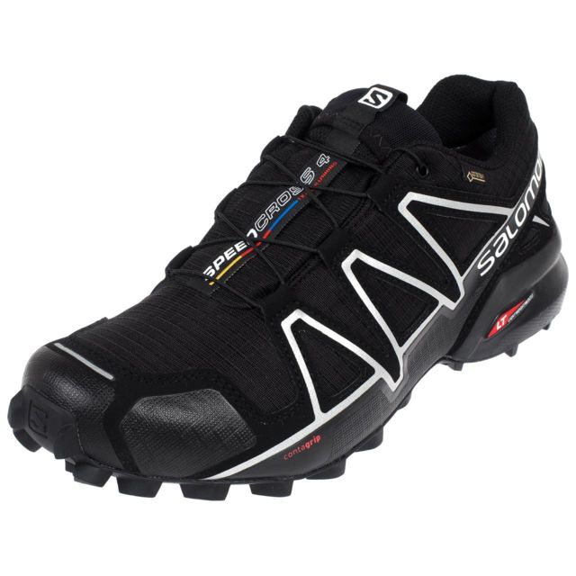 Chaussures running trail Salomon Speed cross 4 gtx nr run