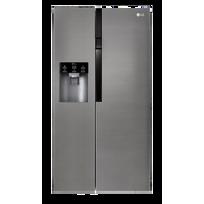 Réfrigérateur américain Gsl361ICEZ