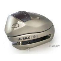 Artago - Antivol bloque disque alarme moto scooter 26S.10M