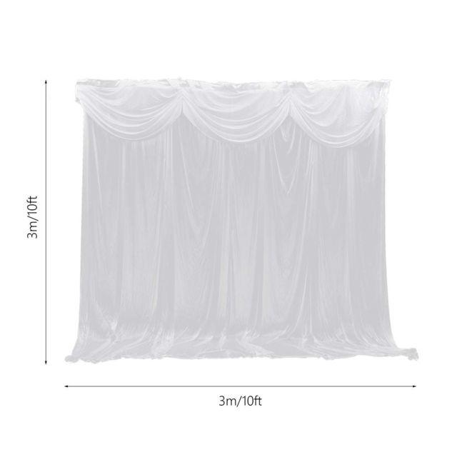 Bandes Rideau Doux PVC Largeur//Hauteur 2,25 m x 2,25 m 300 x 3 mm