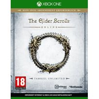 Bethesda Softworks - The Elder Scrolls Online IMPORT Allemand, JEU Xbox One Jeux Video Xbox One