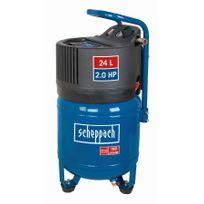 Scheppach - Hc24V compresseur 24 l, 10 bar, 1,5kW, sans huile