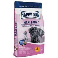 Happy Dog - Croquettes pour chiot Supreme Maxi Baby Gr 29 Sac 15 kg