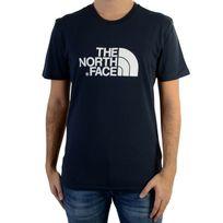 The north face - Tee Shirt T92TX3M6S Easy Tee Urban Navy