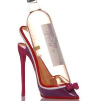 Ludi-vin - Porte Bouteille Chaussure Cocktail