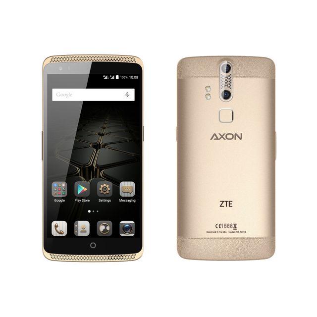 ZTE - Axon Elite - Or