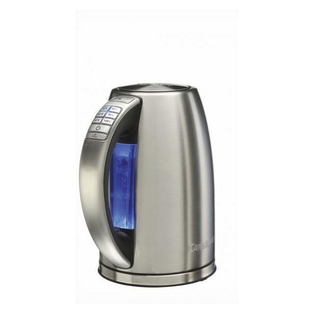 CUISINART bouilloire sans fil 1,7 l 2750w inox - cpk18e