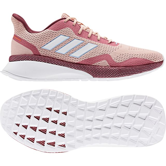femme X pas Achat cher Adidas Nova Chaussures Run mN80nwv