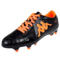 Kappa - Chaussures football moulées Player sg base noir orang Noir 49451