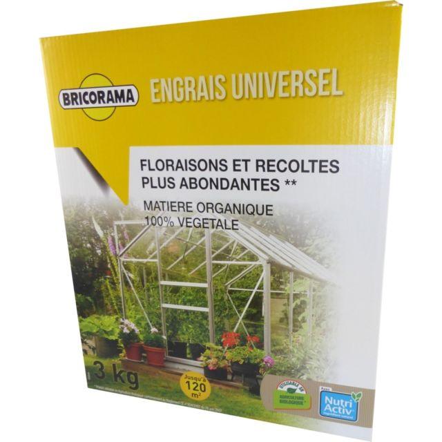 Bricorama Engrais universel 3kg