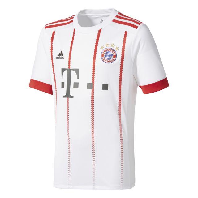 Maillot Extérieur FC Bayern München Tenue de match