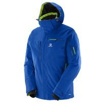 Salomon - Parka de Ski Brillant Jacket M