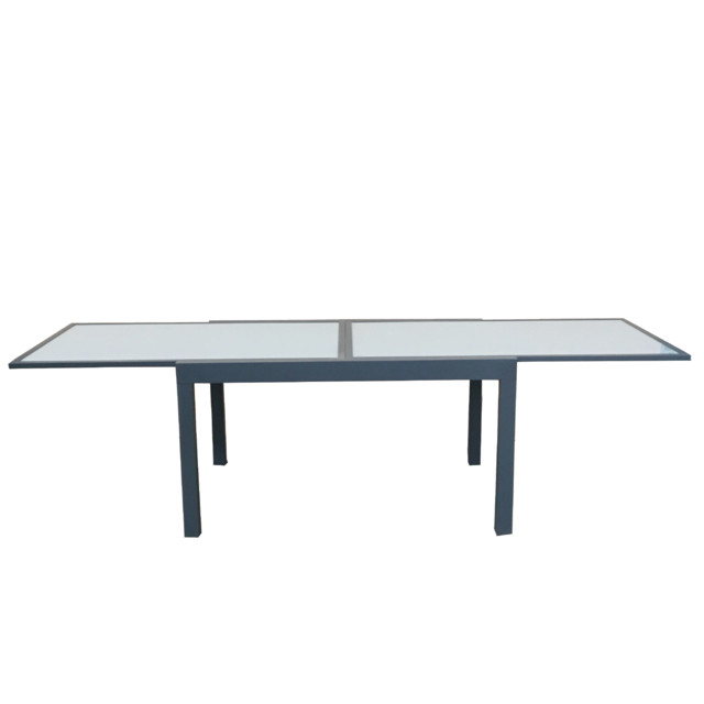 Chillvert Table Aluminium extensible Bari 135/270 90 75 cm